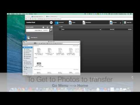 Backing Up Mac to Network Home Folder