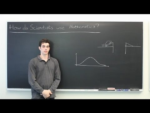 How Do Scientists Use Mathematics? : Advanced Math