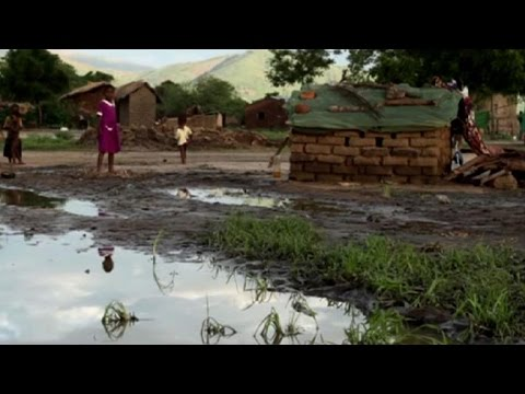 Malawi flood victims call for help