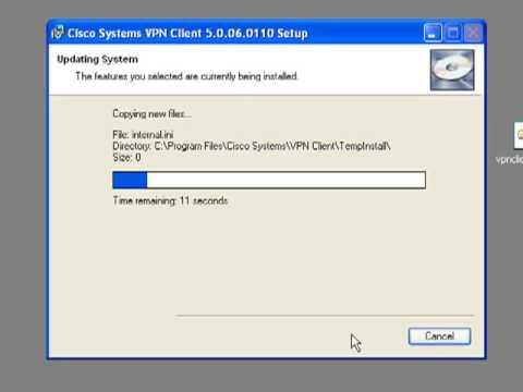 Cisco VPN Client (Windows)