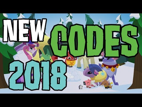 2018 ANIMAL JAM CODES - NEW & WORKING