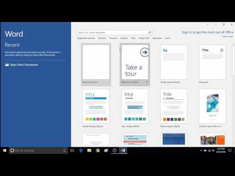 How to Check for Updates in Microsoft Office 365 or Office 2016
