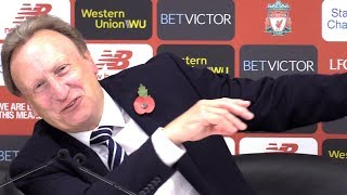 Liverpool 4-1 Cardiff - Neil Warnock Full Post Match Press Conference - Premier League