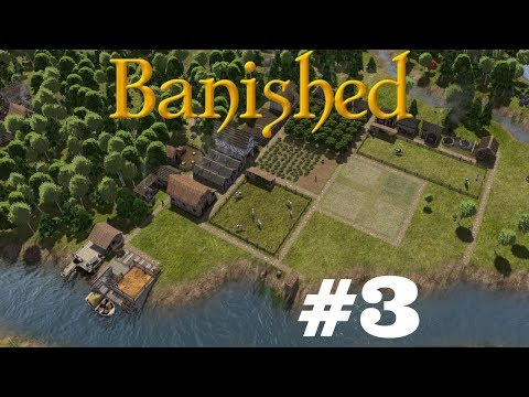 Banished - Trade It All For A Cow - Episode 3