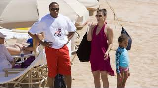 Dr  Dre family