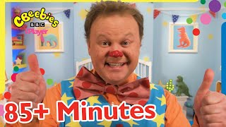 Mr Tumble's Best of CBeebies Something Special Series 12 ⭐️ | CBeebies +85 Minutes