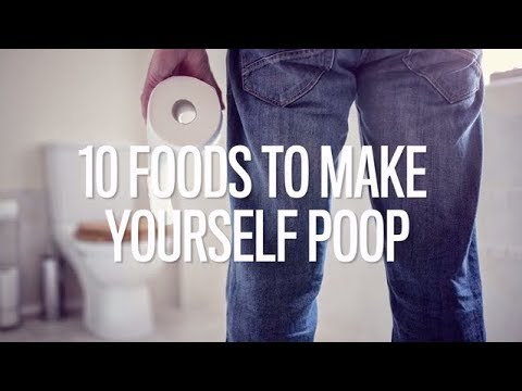 10 Foods to Make Yourself Poop