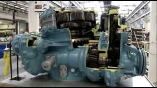 EC225 - Bevel Gear Vertical Shaft Process