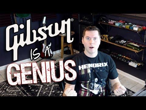 Gibson Skipping NAMM is Genius