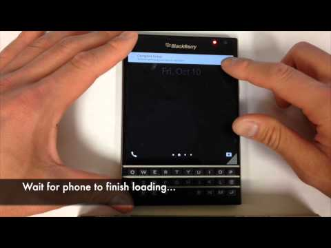 How to Unlock Blackberry Passport - Unlocking Tutorial & Guide