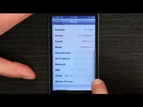 How to Unlock iPhone 4 for Sprint : Tech Yeah!