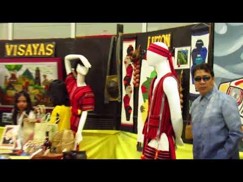Philippines Folk Cultural Dance at Carassauga 2018