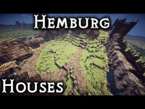 Minecraft: Hemburg - Ep28 Orphanage & Bee Farm (Live Stream)