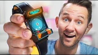 ARCADE Game On Your Watch? | 10 Strange Amazon Products