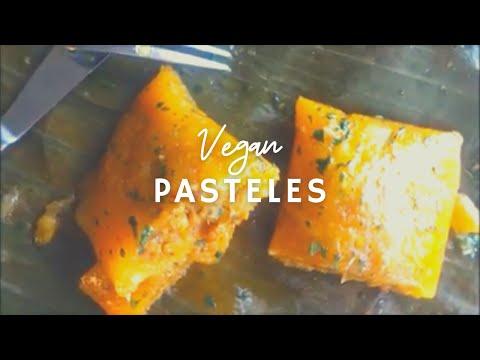 Vegan Pasteles | Gluten-free | Korenn Rachelle