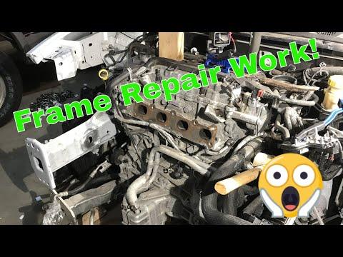 Rebuilding a Wrecked 2013 Dodge Dart SXT from Copart - Part 11