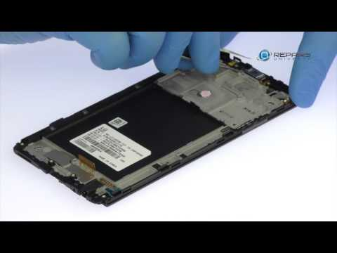 LG V20 LCD & Touch Screen Replacement Guide - RepairsUniverse