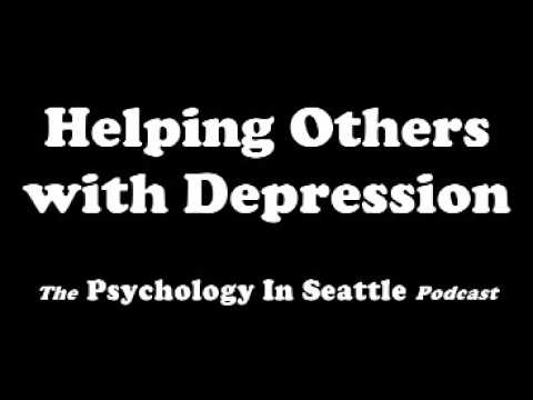 Helping Others with Depression