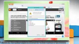 How To Clear Form And Search History From Mozilla Firefox In Windows 8