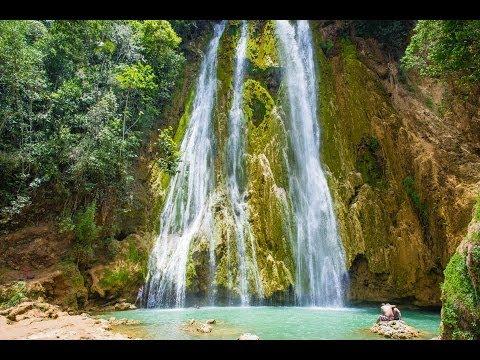 Salto de Limon Waterfall Samana | Punta Cana Tours