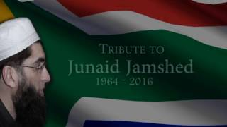 Junaid Jamshed - Spiritual Chords Tribute from South Africa