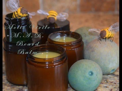 Splendida Nutrita Tutorial: Beard Balm with Recipe