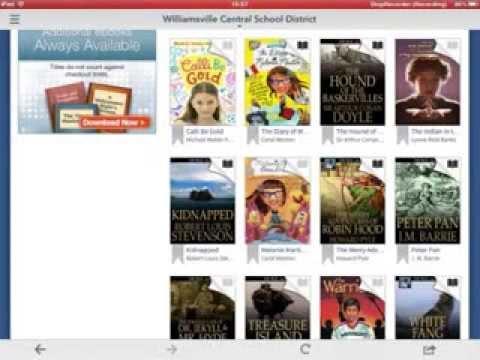 How to Borrow OverDrive Books