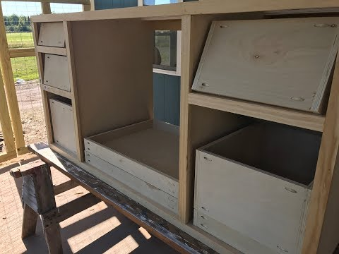 Making Kitchen Cabinets Part 4 - More Drawers