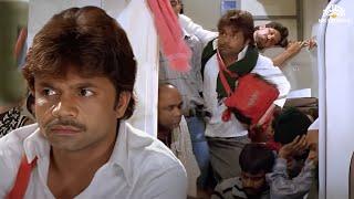 Rajpal Yadav In Train From Hello Hum Lallan Bol Rahe Hain Movie Scene