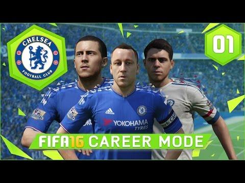 FIFA 16 | Chelsea Career Mode Ep1 - WHO DO I BUY?!?