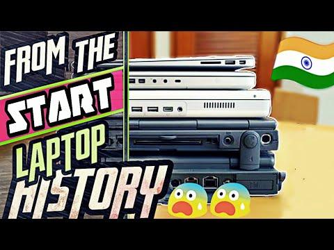 laptop history in hindi | laptop ke history hindi me ??