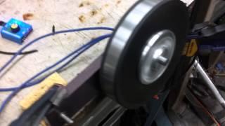 Coreless Axial Flux Motor