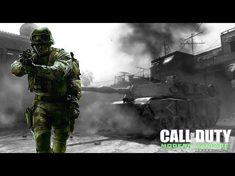 Modern Warfare (2016 Reboot)