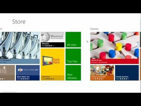 How to Change Windows Store Language and Region