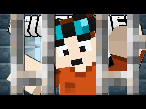 Minecraft | I'M BACK IN PRISON!! | Escapists 2 Custom Map