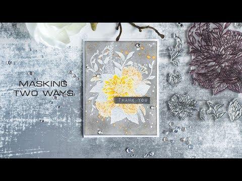 Masking Two Ways | Altenew