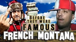 FRENCH MONTANA - Before They Were Famous