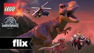 Jurassic World: Fallen Kingdom LEGO Sets Unveiled