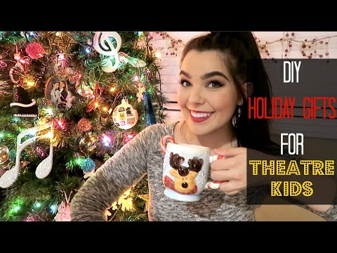 3 DIY Broadway Holiday Gift Ideas   Budget Friendly!