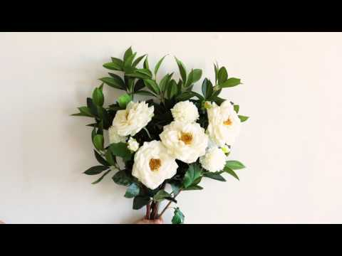 How to Arrange Artificial Flowers Like a Pro