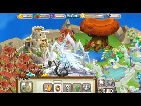 How To Get Pure Earth Dragon in Dragon City Facebook Tutorial Guide
