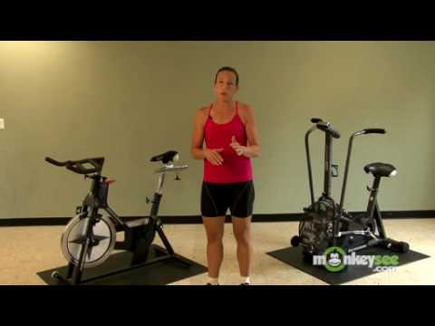How to Ride an Indoor Stationary Cycle