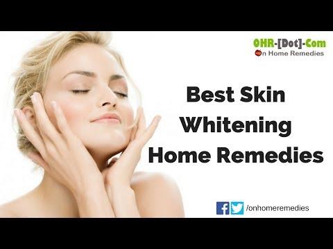 Best Skin Whitening Home Remedies 100% Fruitful for Dark Skin