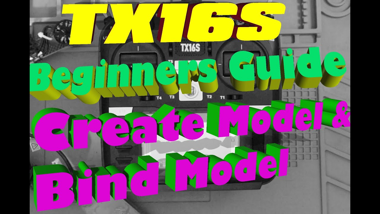 Download TX16S Beginner Guide How To Add New Model and Bind Receiver MP3 Gratis
