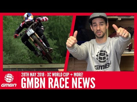 GMBN Mountain Bike Race News Show: Nove Mesto World Cup Cross Country + More!