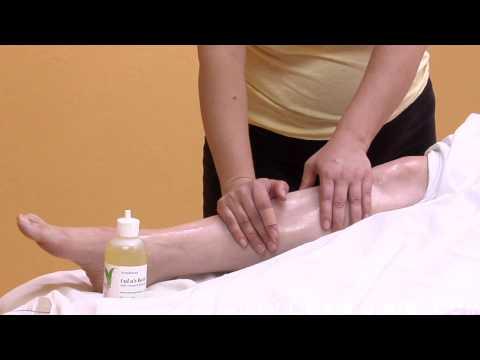 How to Massage Shin Splints
