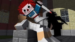 Monster School: Halloween - Minecraft Animation