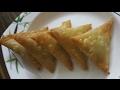 Chicken N Cheese Samosa (Ramzan Special)