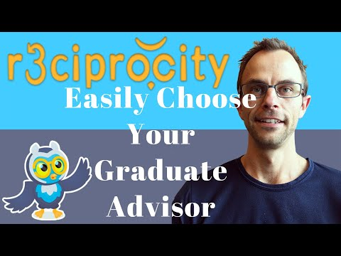 How To Choose Your Graduate (Masters/PhD) Supervisor/Advisor - Thesis Help