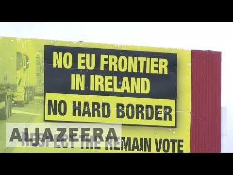 Brexit could lead to UK-Ireland border control